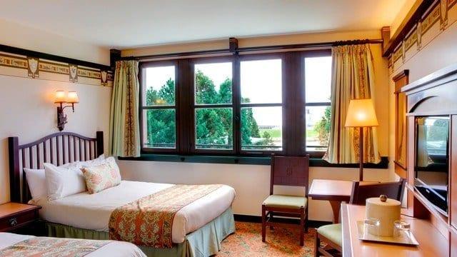 Disney Hotels kamer