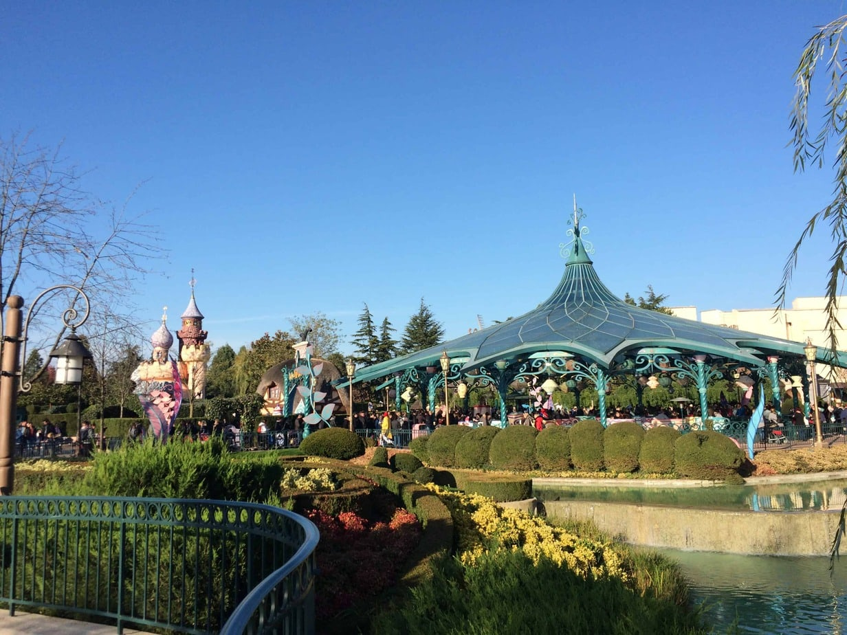 Disneyland Paris: hoe druk is het in augustus?