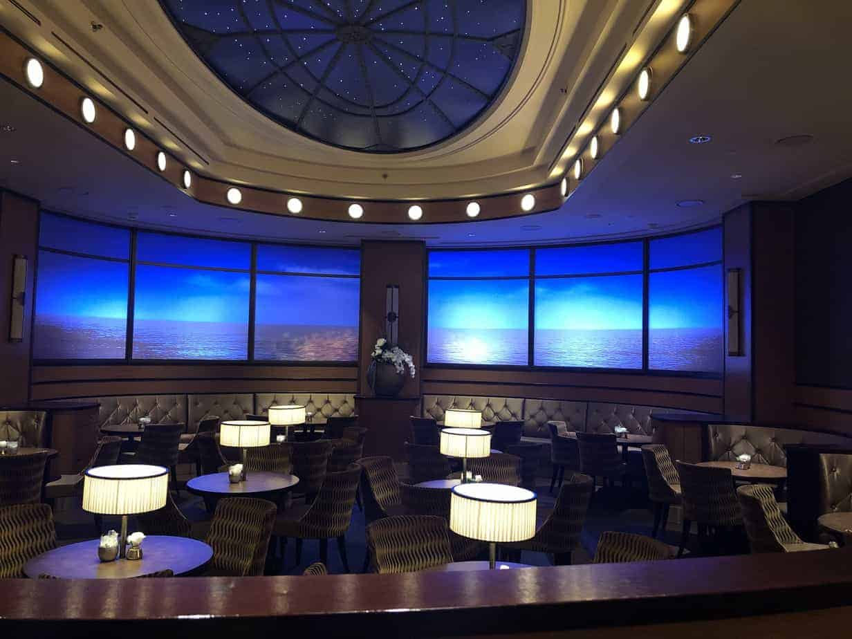 Compass Club Lounge Newport Bay Club