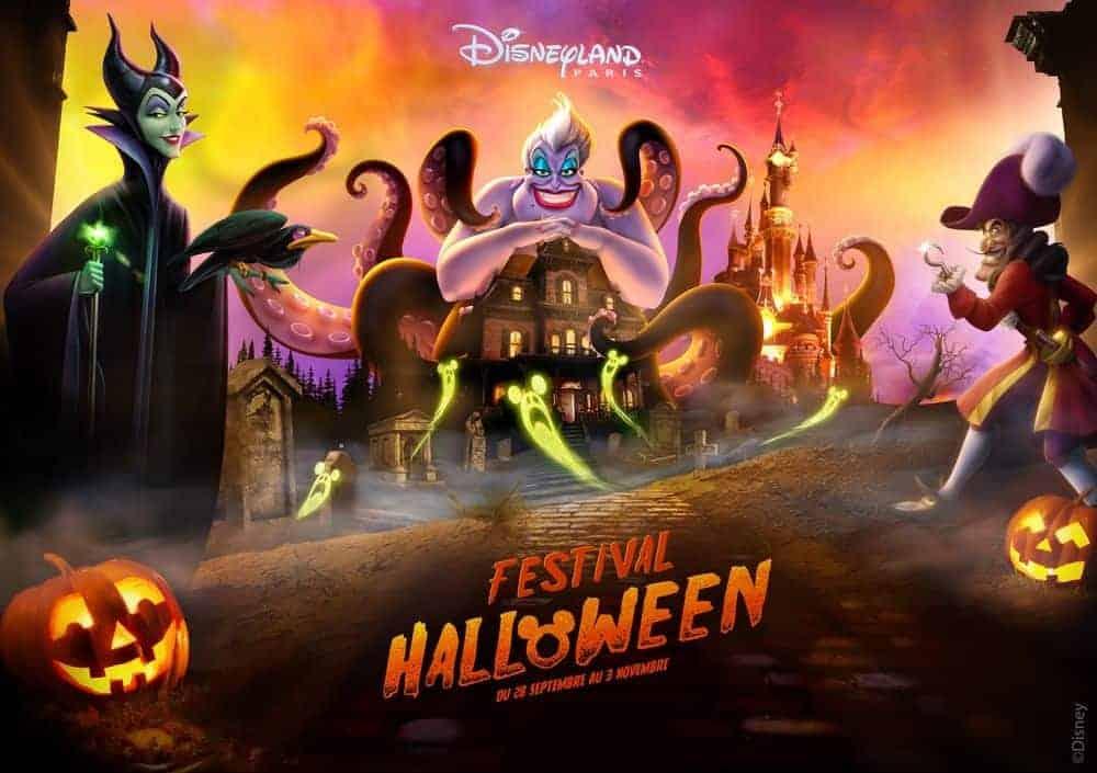 Halloween Toverland 2019.De Datums Voor Halloween 2019 In Disneyland Paris Zijn