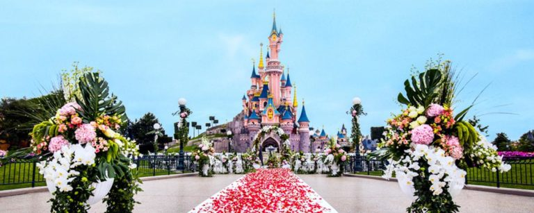 Trouwen in Disneyland Paris – wat kost dat nou?
