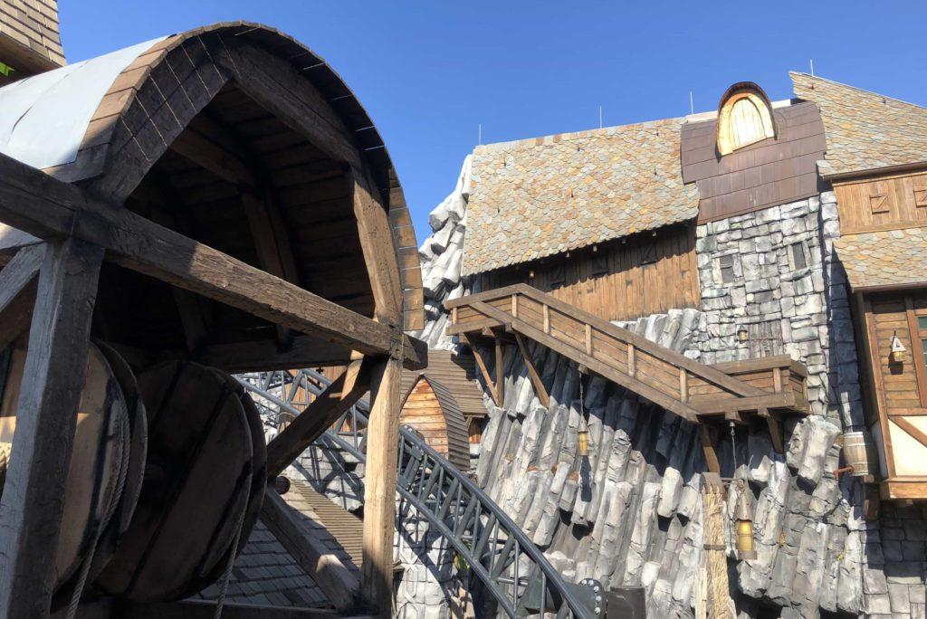 De Taron achtbaan in Phantasialand moet je proberen!
