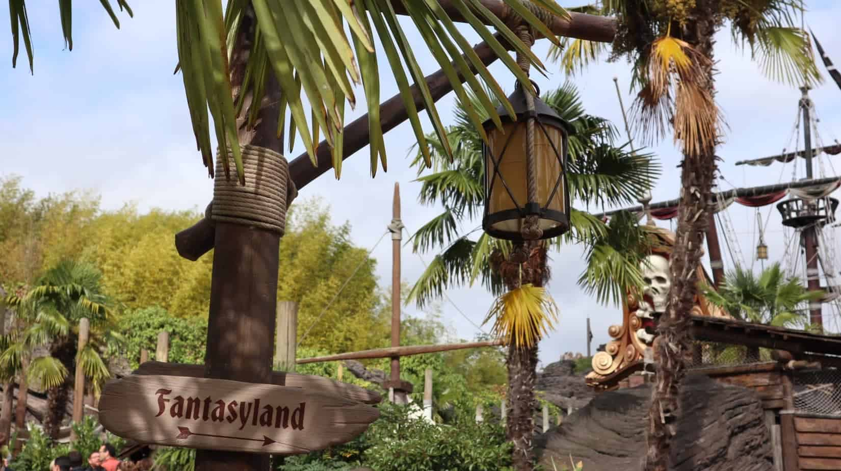 Disneyland Parijs attracties
