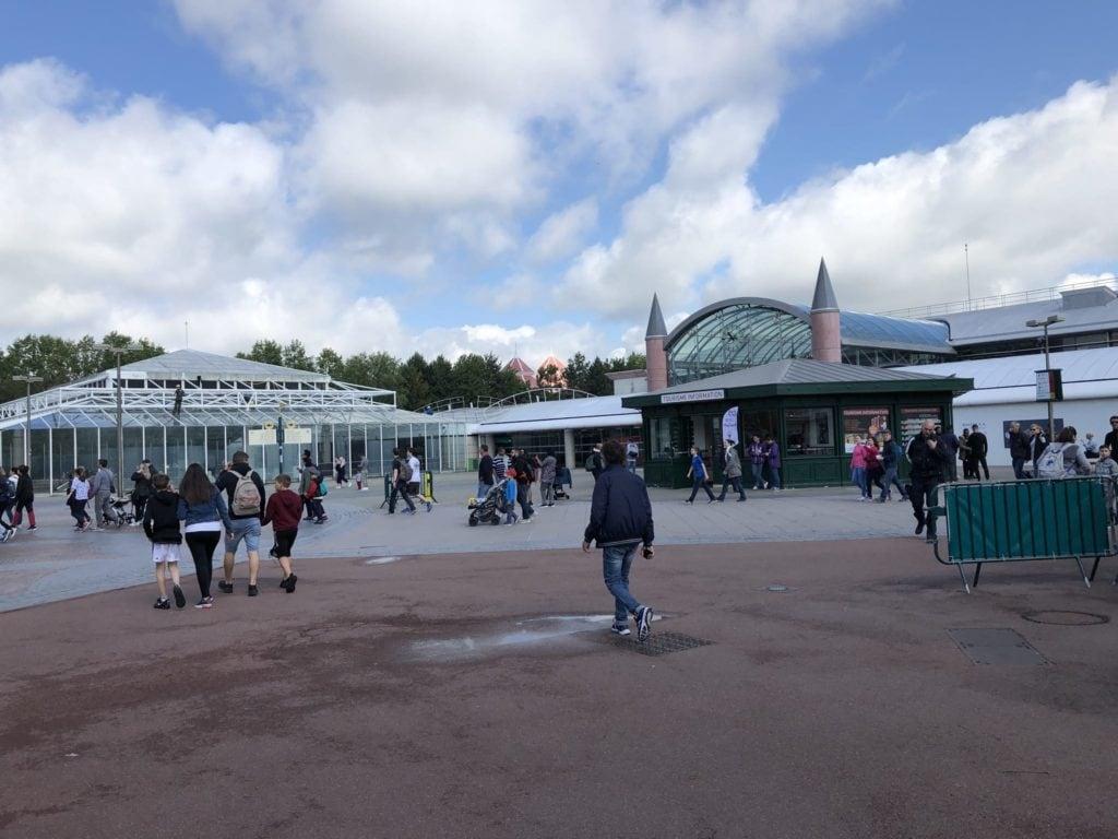 Stedentrip met kinderen naar Disneyland Parijs