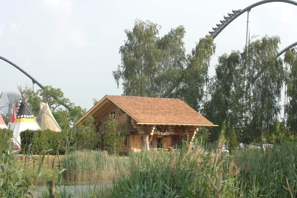 Vakantiehuisje europapark