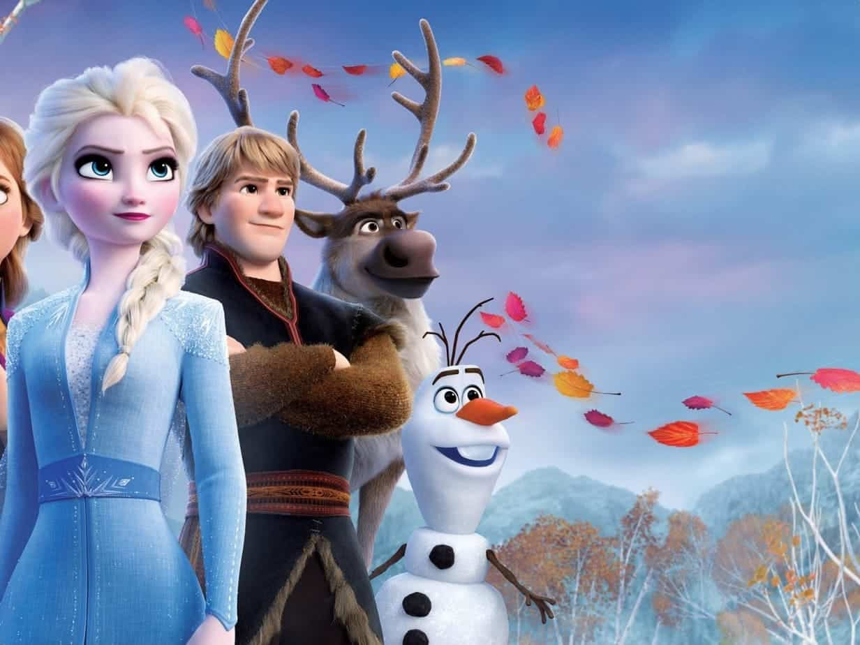 Frozen 2 op Disney Plus