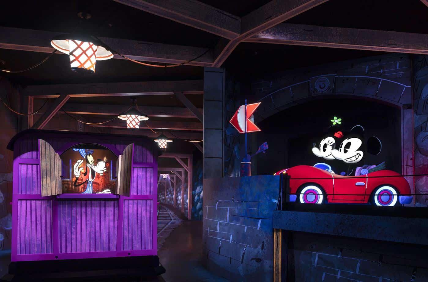 Mickey's & Minnie's Runaway Railway