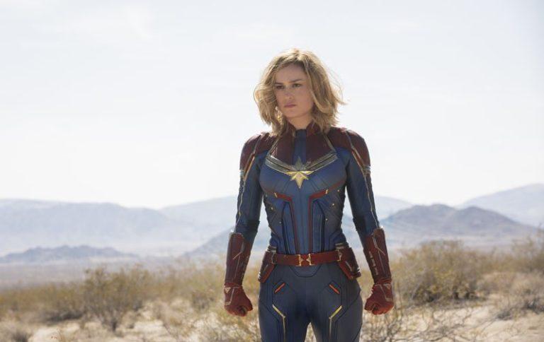 Captain Marvel film, review en gratis kijken