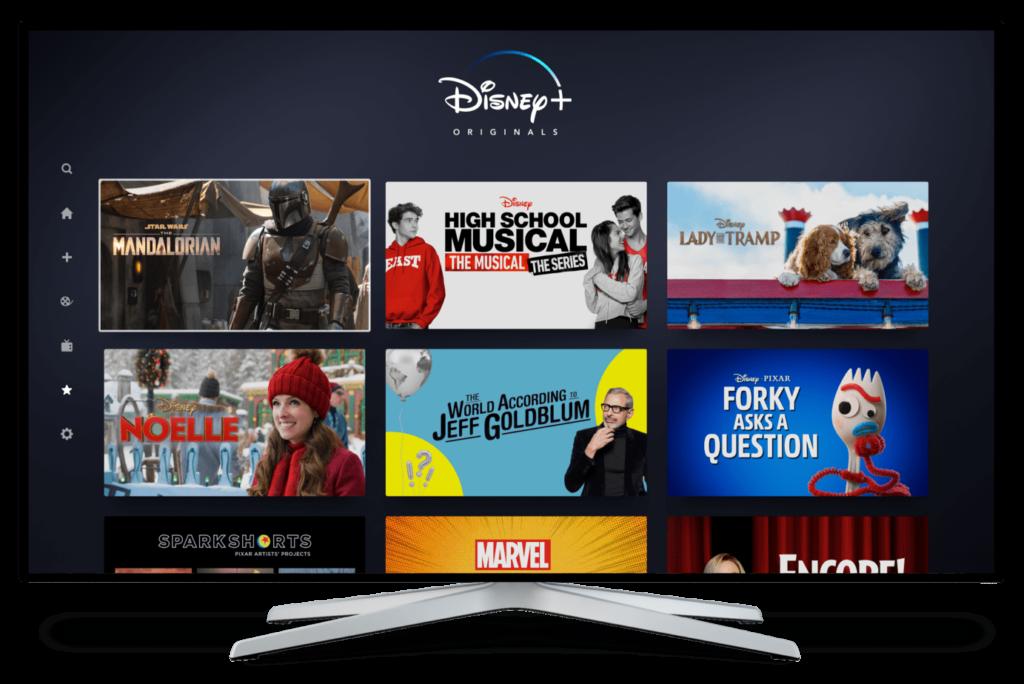Disney plus app: hoe op je tv, smartphone of tablet?