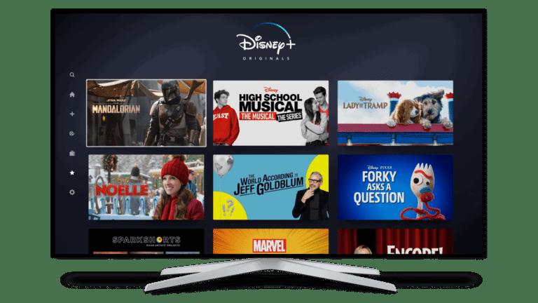 Disney Plus kijken op je Samsung Smart tv, zo doe je dat!