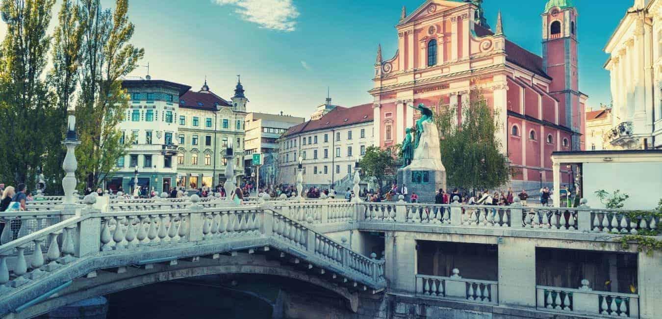 Waar ligt Ljubljana en wat is er te doen?
