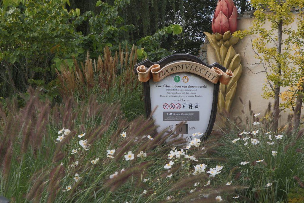 Drukte Efteling in de herfstvakantie