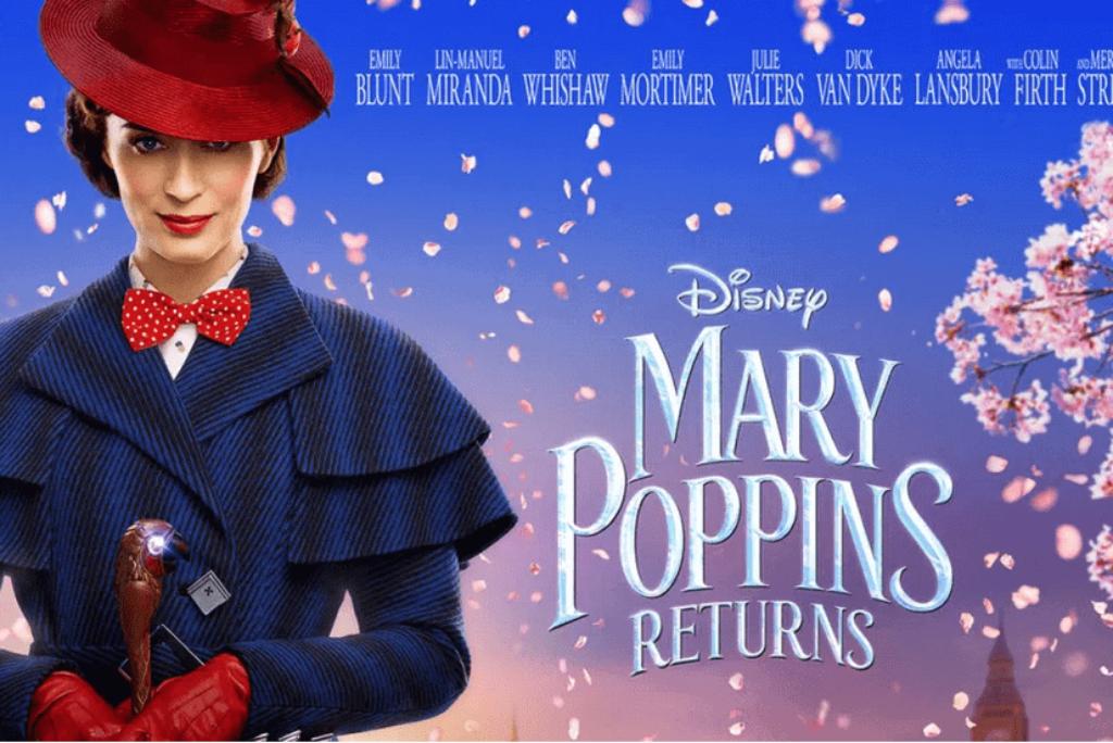Mary Poppins Returns review door een fan van de originele film!