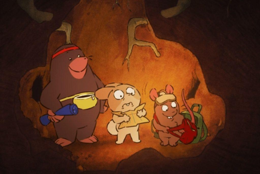 Burrow op Disney Plus: deze animatie moet je zien!