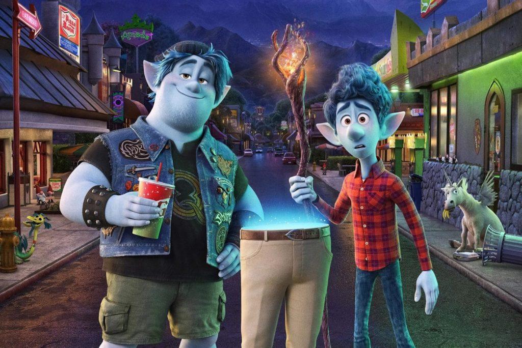 Onward: waar kan je deze Disney film kijken?