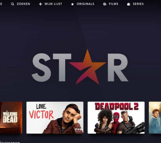 Star op Disney Plus