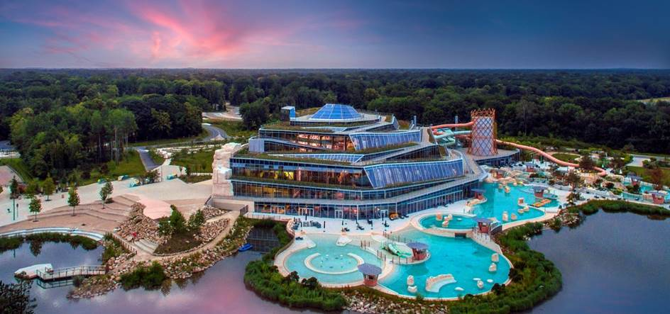 Center Parcs Villages Nature Paris (Disneyland Paris)